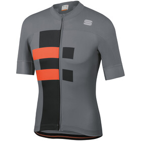 Sportful Bold Maillot de cyclisme Homme, cement orange sdr